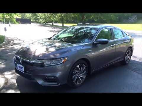 New 2019 Honda Insight for sale at Honda Cars of Bellevue...an Omaha Honda Dealer!