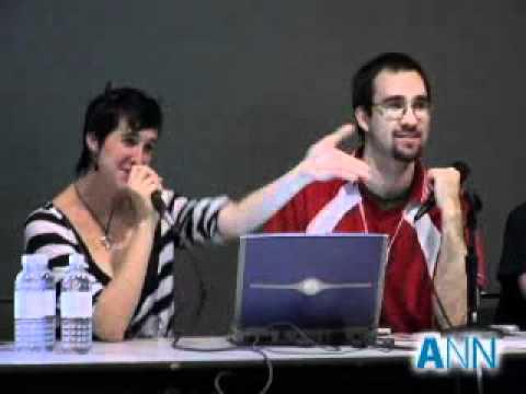 Tokyopop panel at Otakon 2007 (full)