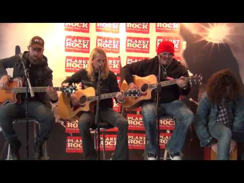 Black Stone Cherry  Folsom Prison Blues Planet Rock  Session