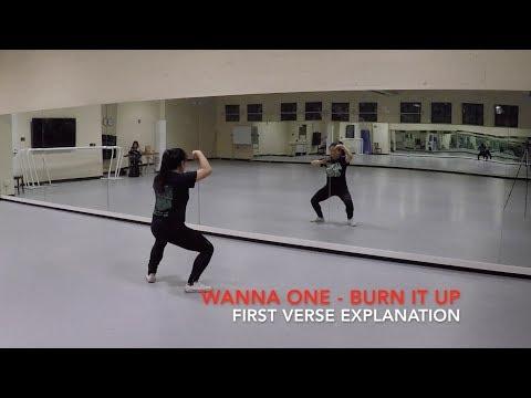 [Eclipse] Wanna One (워너원) - 활활 (Burn It Up) Dance Tutorial | First Verse & Chorus