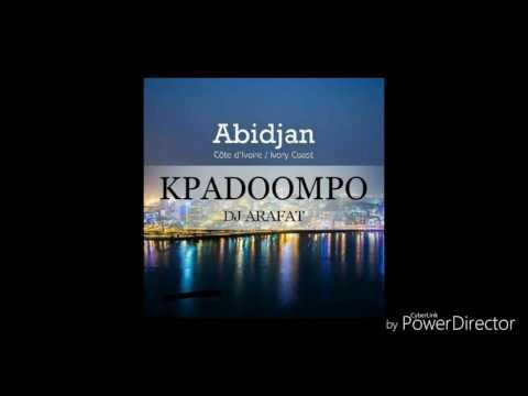 DJ ARAFAT - Kpadoompo [Audio Officiel]
