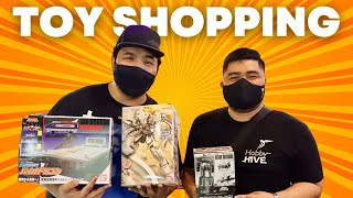 Collectibles Shopping at Unbox…