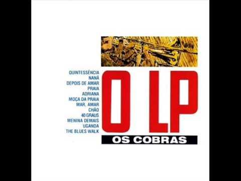 Os Cobras - LP O LP - Album Completo/Full Album