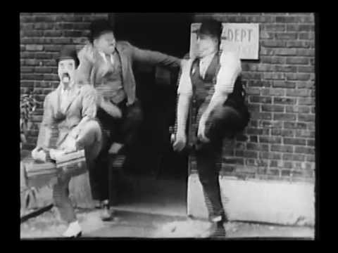 Oldie Silent Slapstick Montage of the 1920s & 1930s