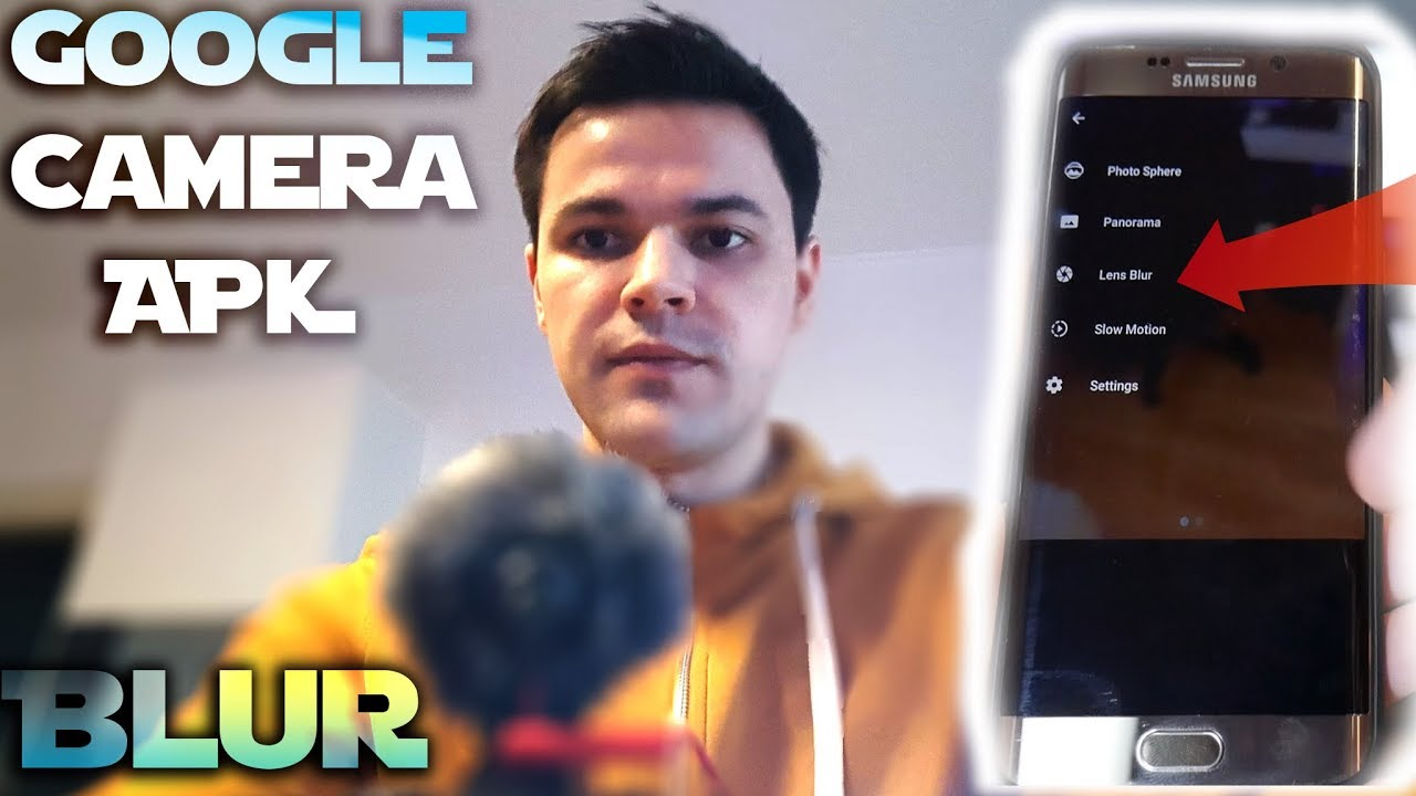 Get Google Camera (Google Pixel 2) APK on a Galaxy