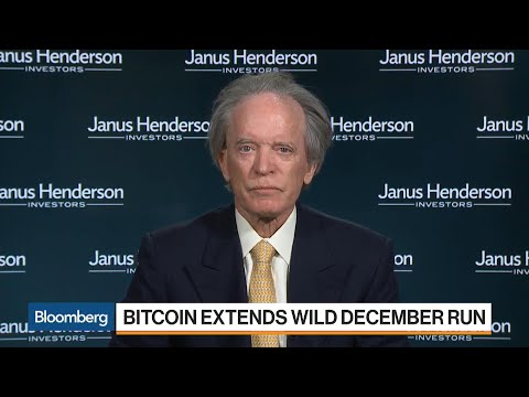 Bill Gross on Bitcoin, Yield Curve, Rate Hikes, Fed