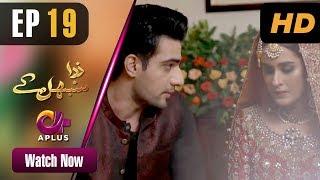 Zara Sambhal Kay - Episode 19   Aplus   Bilal Qureshi, Danial, Shehzeen, Michelle   Pakistani Drama