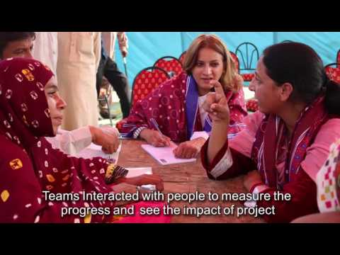 Project Video Report CNIC Voter Education through Street Theater