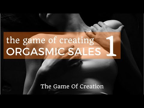 The Game of Creating Sales; Fire Up Your Desires (domain 1)