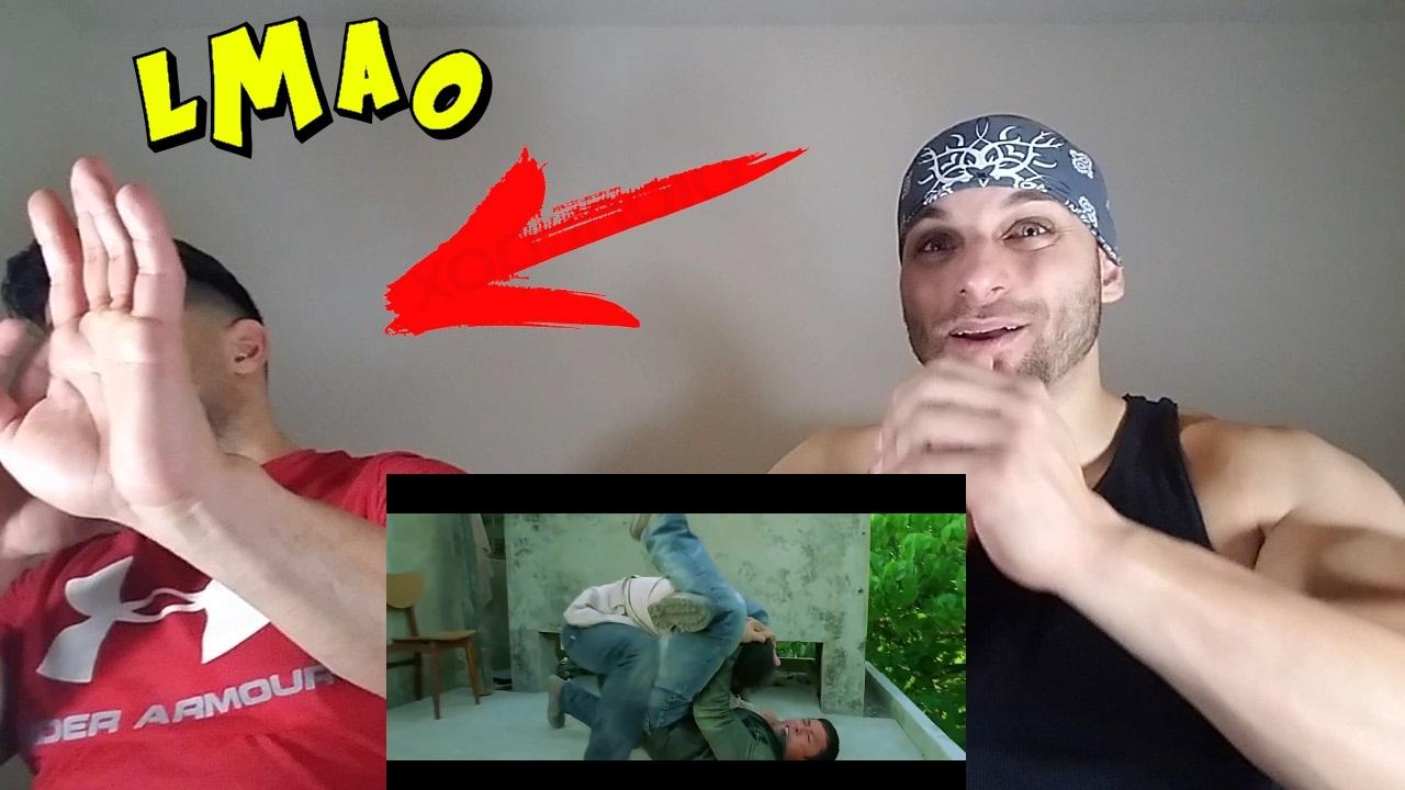 Flashpoint - Donnie Yen vs Collin Chou [REACTION] - YouTube