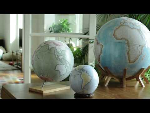 Un jour à l'atelier - Manufacture de globe terreste Globe SAUTER & Cie