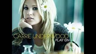 Carrie Underwood - Cowboy Casanova (Audio)