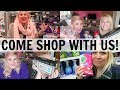 COME SHOP WITH US & HAUL WITH LOUISE PENTLAND!