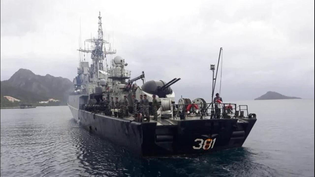 Pangkogabwilhan I: Ada 30 Kapal Asing Dikawal Coast Guard ...