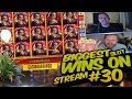 Streamers Biggest Wins – Week 30 / 2017