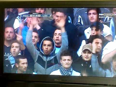 Lazio monkey chants, second incident