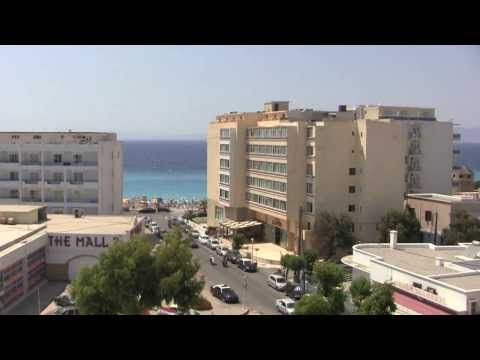Hotel Review: Mitsis Petit Palais, Rhodes Town, Rhodes, Greece - August 2013