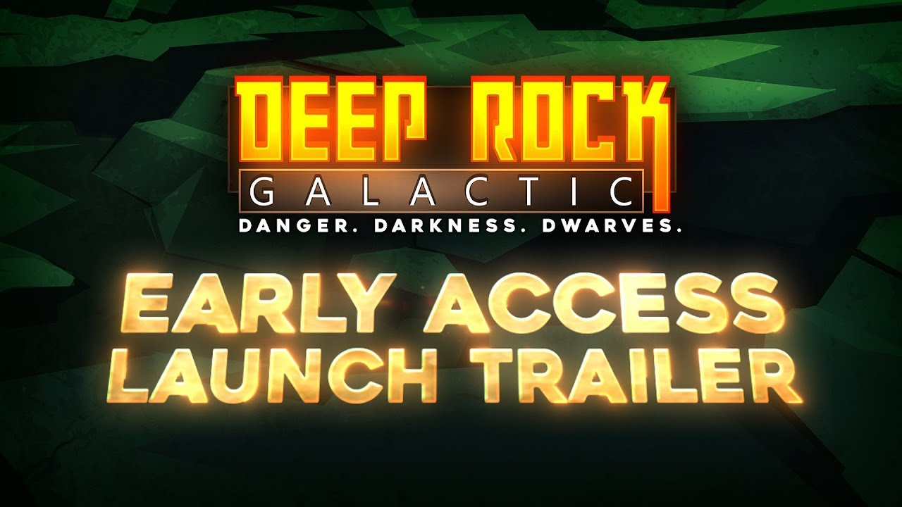 Buy Deep Rock Galactic from the Humble Store