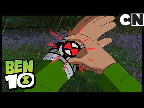 Бен 10 на русском   Туман   Cartoon Network