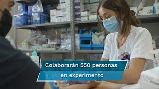 Al ensayo se sumarán 190 españoles y se implementará también en Bélgica y Alemania, por lo que en total colaborarán 550 personas seleccionadas por los centros de investigación de los tres países europeos
