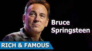 Bruce Springsteen | American Singer & Songwriter | Rich & Famous | Short Biography