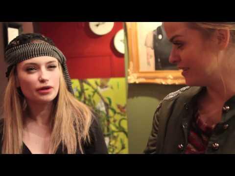 ShowBiz411.com: Manson Girls Cast Conversation w/ ...
