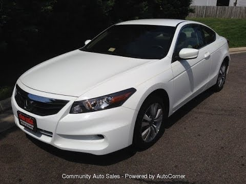 2011 honda accord lx s coupe walkaround start up and tour. Black Bedroom Furniture Sets. Home Design Ideas