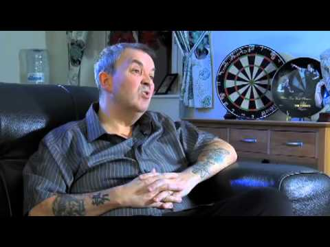 Fit Britain with British Darts Champion Phil Taylor Part 1