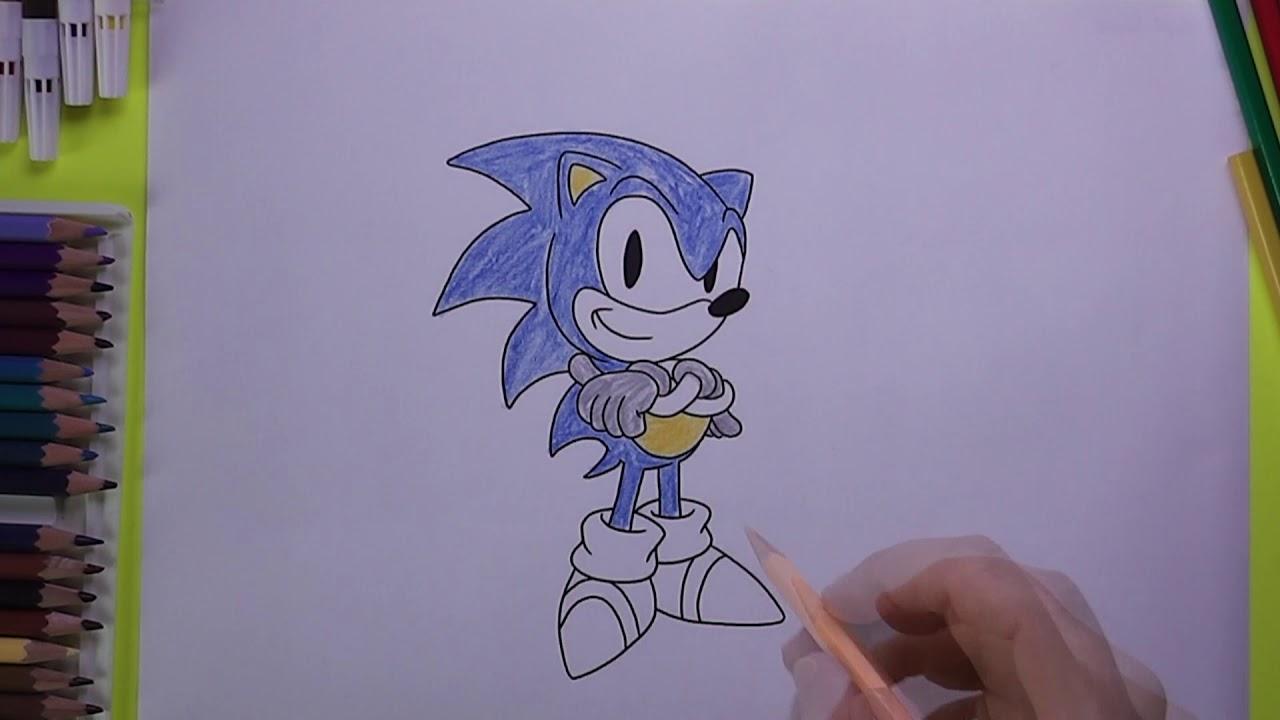 Boyama Ve çizgi Film Karakterleri çizimi Youtube