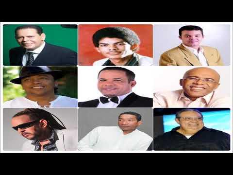 BOLEROS MIX FERNANDO VILLALONA, PEPE ROSARIO, ALEX BUENO, SERGIO VARGAS, HECTOR ACOSTA,