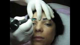 Make-up semipermanent sprancene perfecte Zarescu Dan 0745001236 Arhiva http://www.machiajtatuaj.ro