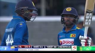 South Africa vs Sri Lanka - 4th ODI - Niroshan Dickwella 50