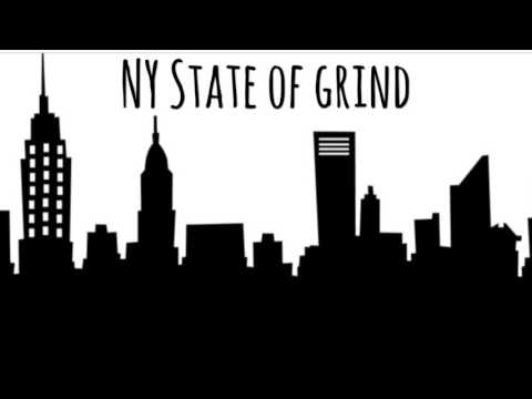 Background non-copyrighted music/song [NY State of Grind] (With mp3 download link! Free!)