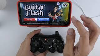 cobain main guitar hero flash pake stik ipega 9128 screenshot 3
