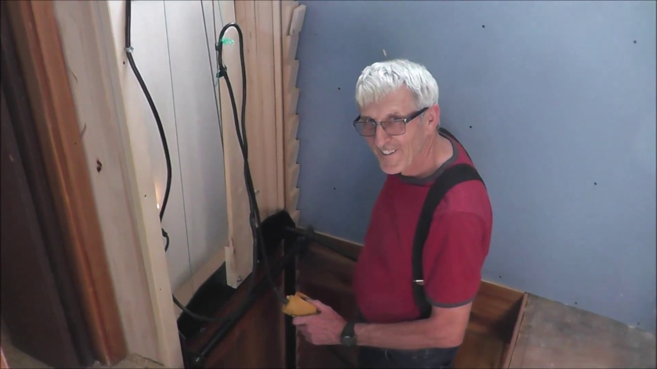 DIY Elevator for home or shop - YouTube