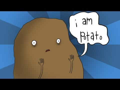 ♪ I am Potato - YouTube Comment Song ♪