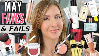 May Beauty Favorites 2020 + FAILS | Monthly Beauty Must Haves