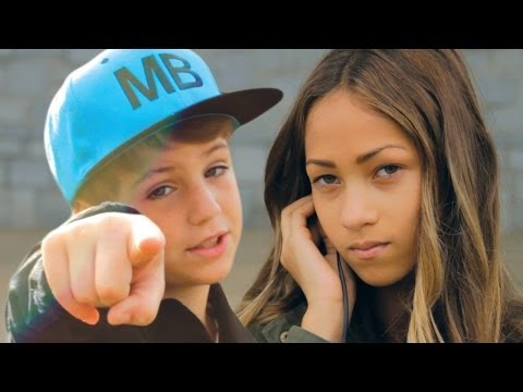 LYRICS - Gym Class Heroes: Stereo Hearts (MattyBRaps Cover ft Skylar Stecker)