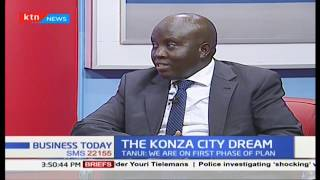 The Konza City dream: One on One with Konza City CEO John Tonu…