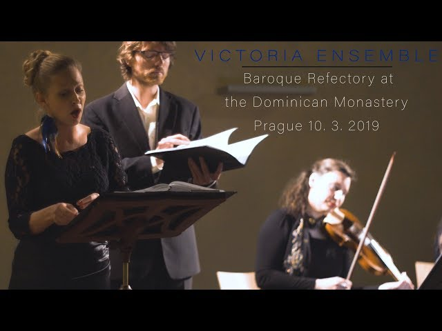 Victoria Ensemble/ Lent period Music in Baroque Prague