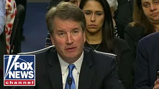 Kavanaugh grilled on cases during confirmation hearing