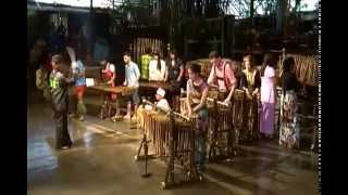 BSBI 2013- Art and Culture Scholarship Indonesia- Angklung Performance