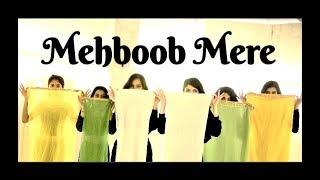BOLLY HEELS - Mehboob Mere by Maydha & Shweta    FIZA Sushmita Sen, Hrithik Roshan, Karishma Kapoor