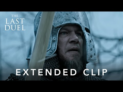 Extended Clip   The Last Duel   20th Century Studios