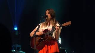 First Aid Kit - Postcard (The Town Hall, NYC 10/18/17)