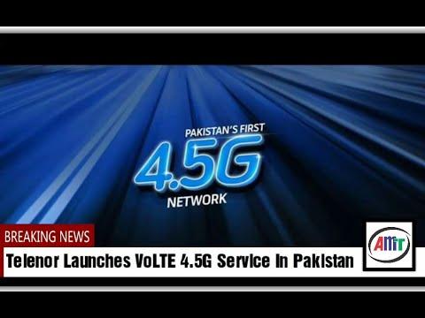 Talenor 4.5g Speed Ture In Pakistan
