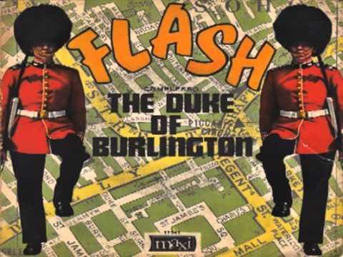 The Duke Of Burlington - The Duke Of Burlington - The Pressed Piano