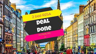 Deal Done with Jozef Toth - 2 bed R2SA - Edinburgh - Scotland