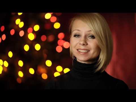 Michał Jurkiewicz, Śrubki i przyjaciele – Kolejda (Piosenka świąteczna) – Śrubki: Ewa Niewdana-Hady, Michał Jurkiewicz. Teledysk. 2010