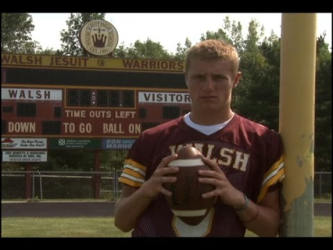 Connor Cook - Walsh Jesuit Quarterback - Highlights/Interviews - Sports Stars of Tomorrow